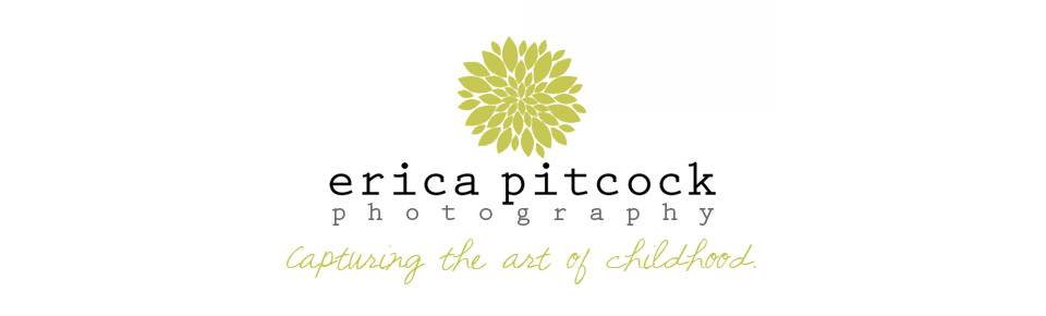 Erica Pitcock Photography logo